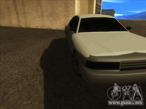 New Merit para GTA San Andreas left