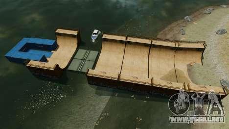 Puente giratorio para GTA 4