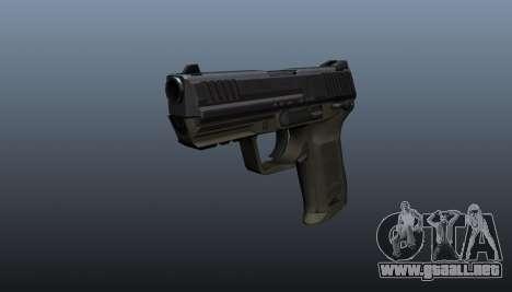 Pistola HK45C v2 para GTA 4
