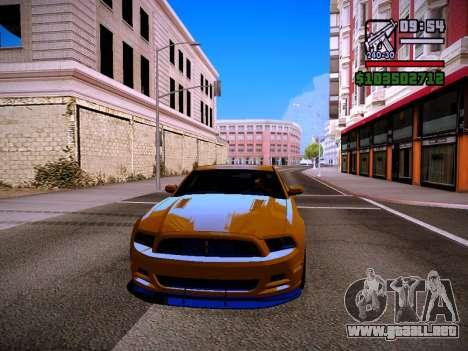 ENB by DjBeast for SA:MP Light Version para GTA San Andreas segunda pantalla