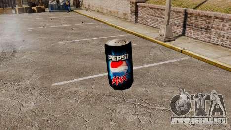 Nuevas máquinas expendedoras de refrescos para GTA 4 adelante de pantalla