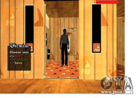 Mafia rusa Pack la piel para GTA San Andreas tercera pantalla