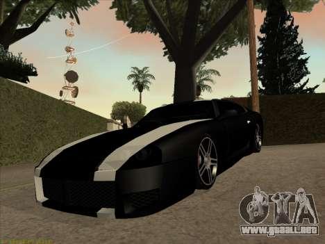 New Jester para GTA San Andreas