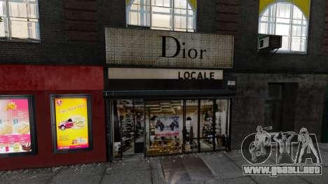Tiendas reales v2 para GTA 4 undécima de pantalla