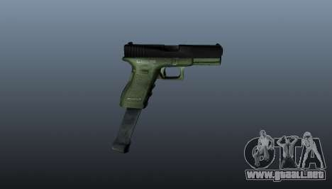 Glock 18 Akimbo MW2 v3 para GTA 4 tercera pantalla