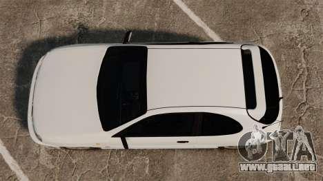 Daewoo Lanos GTI 1999 Concept para GTA 4 visión correcta