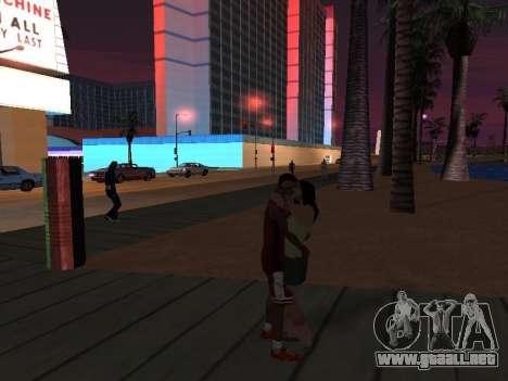 Street Love V3.0 para GTA San Andreas