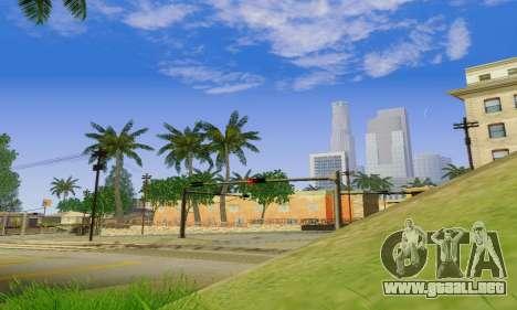 ENBSeries for Medium PC para GTA San Andreas tercera pantalla