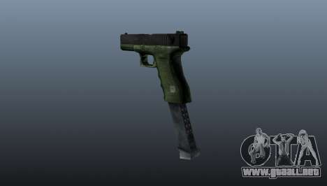 Glock 18 Akimbo MW2 v3 para GTA 4 segundos de pantalla