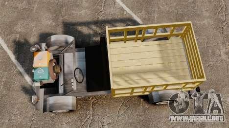 Carreta Agricola Tobaton para GTA 4 visión correcta