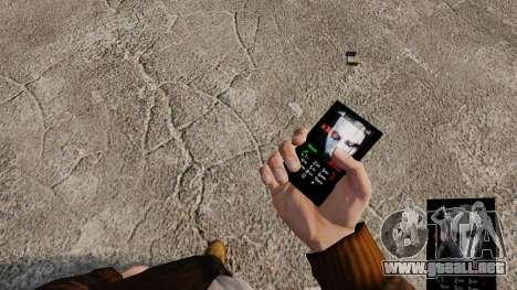 Temas de Rock gótico para su teléfono para GTA 4 twelth pantalla