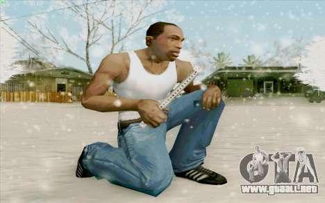 Regla de acero para GTA San Andreas tercera pantalla