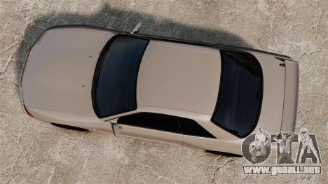 Nissan Skyline GT-R (R32) para GTA 4 visión correcta