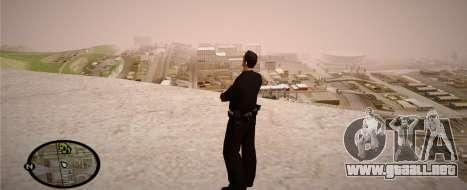 Los Angeles Police Officer para GTA San Andreas sexta pantalla