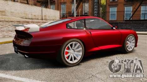 Cometa clásico para GTA 4 left