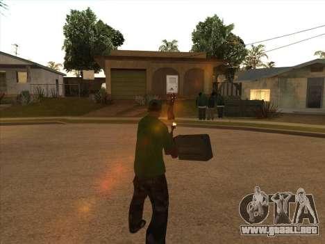 KORD para GTA San Andreas tercera pantalla