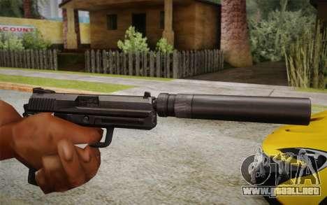 USP45 con silenciador para GTA San Andreas