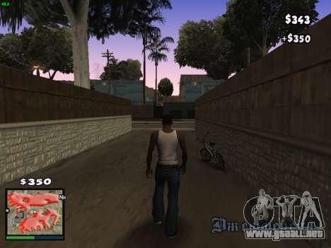 MFGTAFH V.1.1 para GTA San Andreas