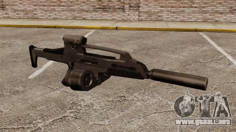 HK XM8 assault rifle v2 para GTA 4