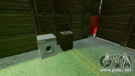 Casa personal para GTA 4 quinta pantalla