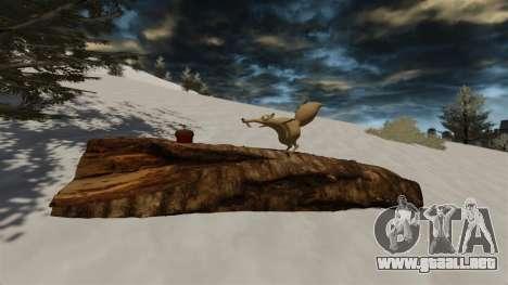 Ubicación Ártico (IV) [Final] para GTA 4 adelante de pantalla