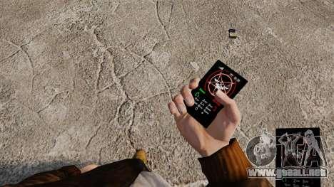 Temas de Rock gótico para su teléfono para GTA 4 séptima pantalla