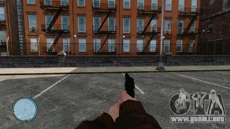 Retículo Call of Juarez: Bound in Blood para GTA 4 segundos de pantalla