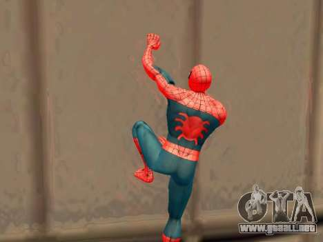 Escalar paredes como Spider-man para GTA San Andreas tercera pantalla