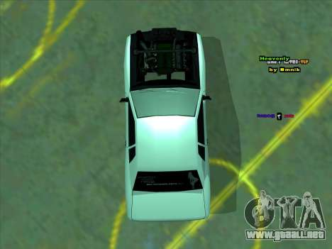 Drift Elegy by zhenya2003 para la visión correcta GTA San Andreas