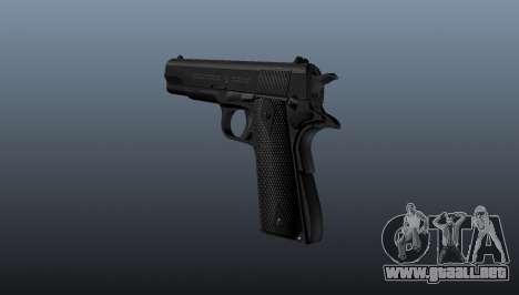 Pistola M1911 v1 para GTA 4 segundos de pantalla