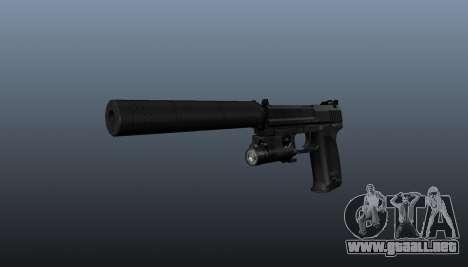 Pistola HK USP 45 para GTA 4