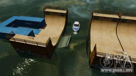 Puente giratorio para GTA 4 tercera pantalla