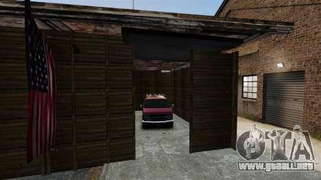 Casa personal para GTA 4 tercera pantalla