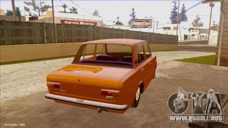 Drenaje Vaz 21011 para la visión correcta GTA San Andreas
