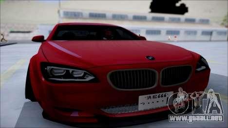 BMW 750 Li Vip Style para GTA San Andreas