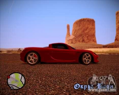 SA Graphics HD v 1.0 para GTA San Andreas