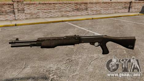 Escopeta Franchi SPAS-12 para GTA 4 tercera pantalla