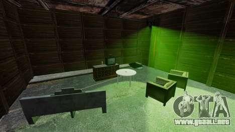 Casa personal para GTA 4 adelante de pantalla