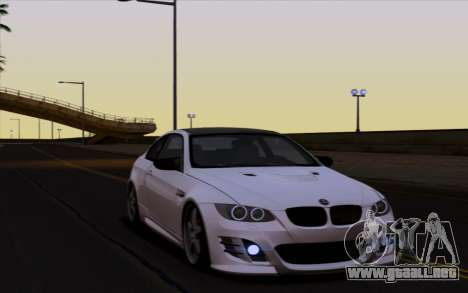 BMW M3 Hamann para GTA San Andreas