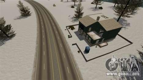 Ubicación Ártico (IV) [Final] para GTA 4 segundos de pantalla
