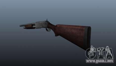 Escopeta para GTA 4 segundos de pantalla