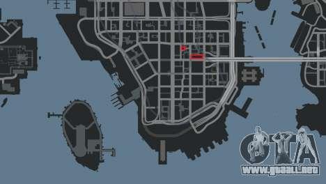 Tiendas reales para GTA 4 quinta pantalla