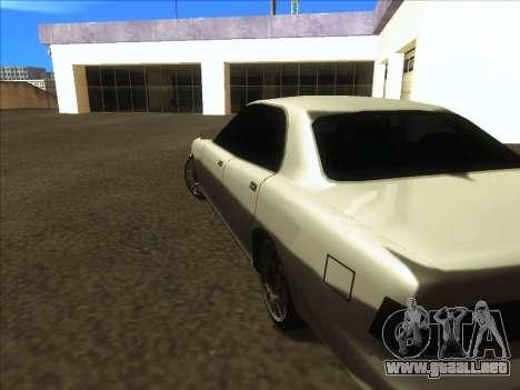 New Merit para la visión correcta GTA San Andreas