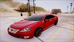 Lexus ES350 2010 para GTA San Andreas