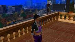 Shaundi From Saints Row Third para GTA San Andreas