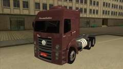 Volkswagen Constellation 25.370 Tractor para GTA San Andreas