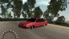 BPAN VAZ 2115 para GTA San Andreas
