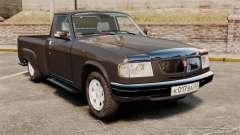 GAZ-3110 Pickup