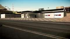 El garaje en Doherty BPAN v1.1 para GTA San Andreas