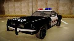 Shelby Mustang GT500 Eleanor Police